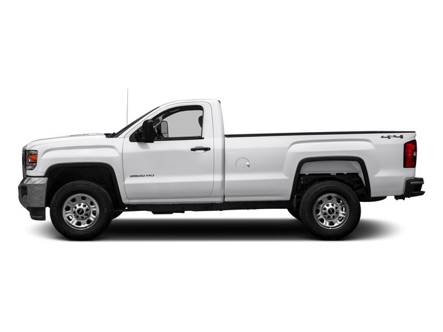2016 GMC Sierra 3500HD Prices and Values Regular Cab 4WD side view