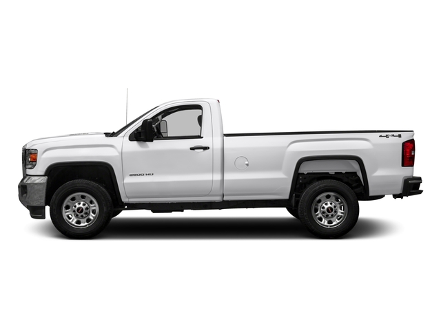 2016 GMC Sierra 3500HD Pictures Sierra 3500HD Regular Cab 4WD photos side view