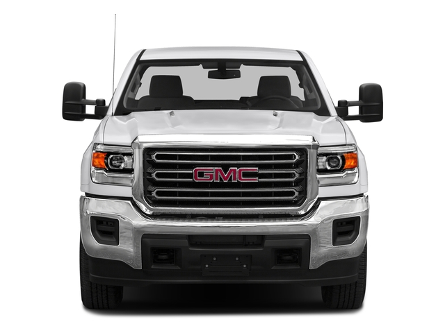 2016 GMC Sierra 3500HD Prices and Values Regular Cab 4WD front view