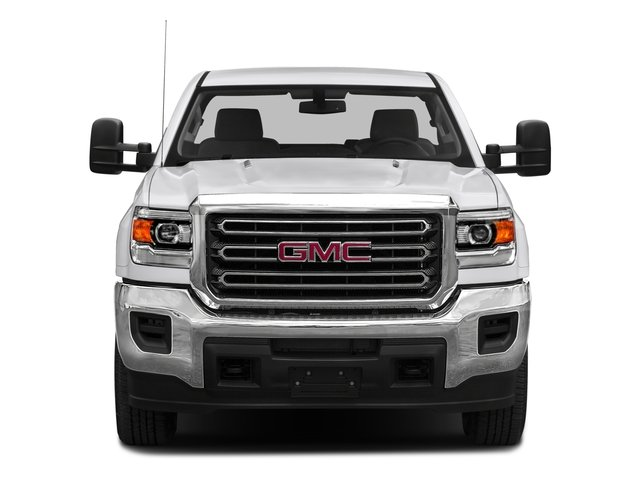 2016 GMC Sierra 3500HD Pictures Sierra 3500HD Regular Cab 4WD photos front view