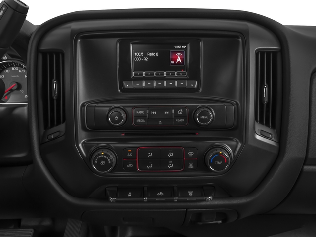 2016 GMC Sierra 3500HD Pictures Sierra 3500HD Regular Cab 4WD photos stereo system