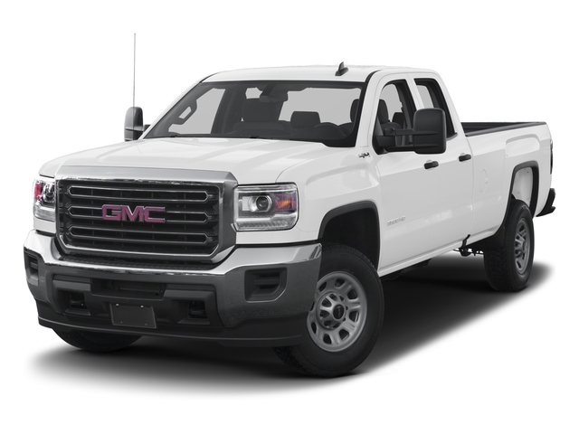 2016 GMC Sierra 3500HD Pictures Sierra 3500HD Extended Cab 2WD photos side front view