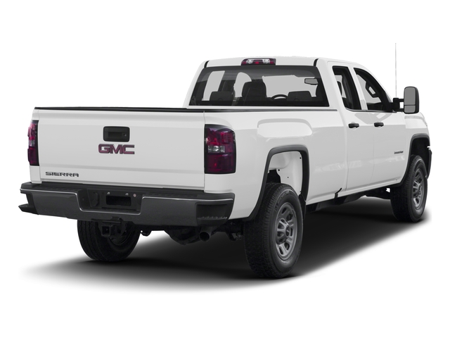 2016 GMC Sierra 3500HD Pictures Sierra 3500HD Extended Cab 2WD photos side rear view