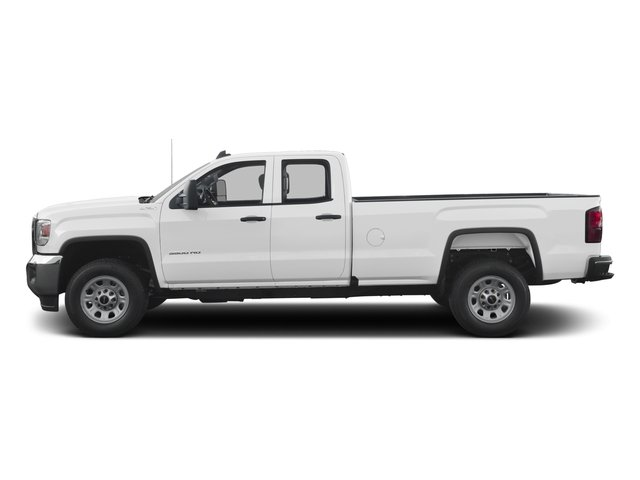 2016 GMC Sierra 3500HD Pictures Sierra 3500HD Extended Cab 2WD photos side view