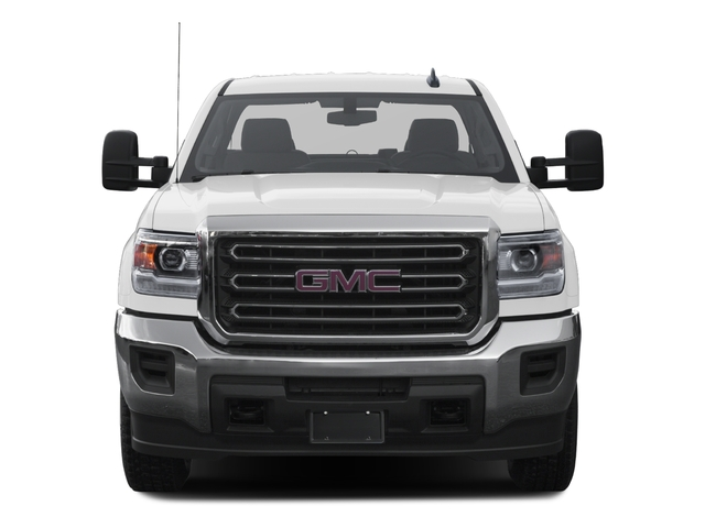 2016 GMC Sierra 3500HD Pictures Sierra 3500HD Extended Cab 2WD photos front view