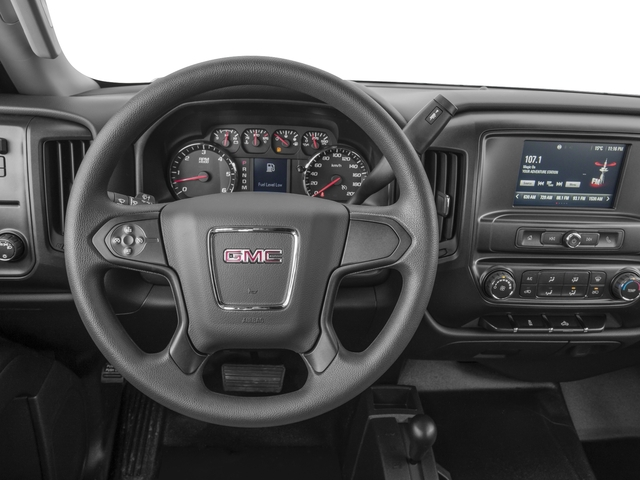 2016 GMC Sierra 3500HD Pictures Sierra 3500HD Extended Cab 2WD photos driver's dashboard