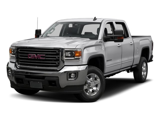 2016 GMC Sierra 3500HD Pictures Sierra 3500HD Crew Cab SLE 2WD photos side front view