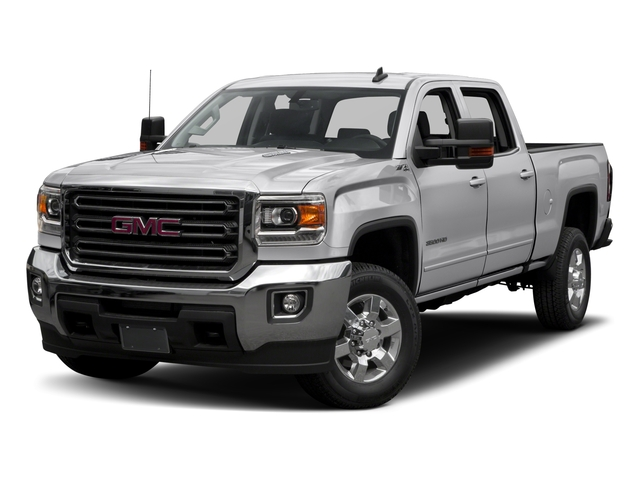 2016 GMC Sierra 3500HD Prices and Values Crew Cab SLE 2WD side front view
