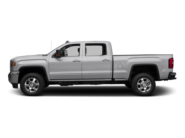 2016 GMC Sierra 3500HD Prices and Values Crew Cab SLE 2WD side view