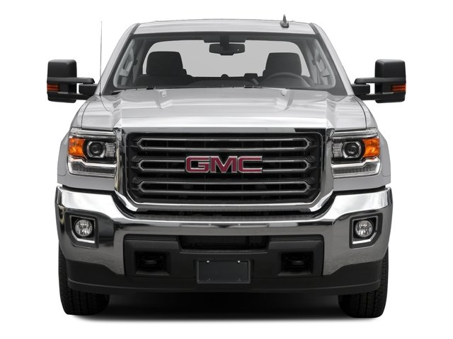 2016 GMC Sierra 3500HD Pictures Sierra 3500HD Crew Cab SLE 2WD photos front view
