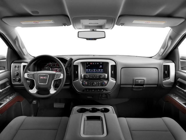 2016 GMC Sierra 3500HD Prices and Values Crew Cab SLE 2WD full dashboard