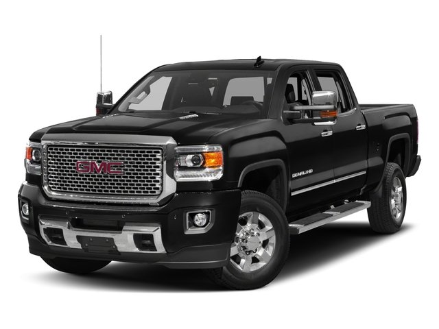2016 GMC Sierra 3500HD Prices and Values Crew Cab Denali 2WD side front view