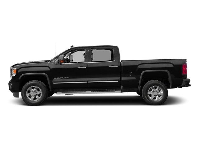 2016 GMC Sierra 3500HD Prices and Values Crew Cab Denali 2WD side view