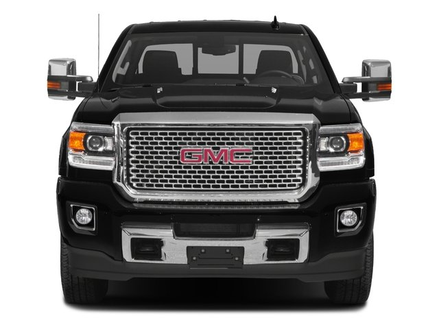 2016 GMC Sierra 3500HD Prices and Values Crew Cab Denali 2WD front view