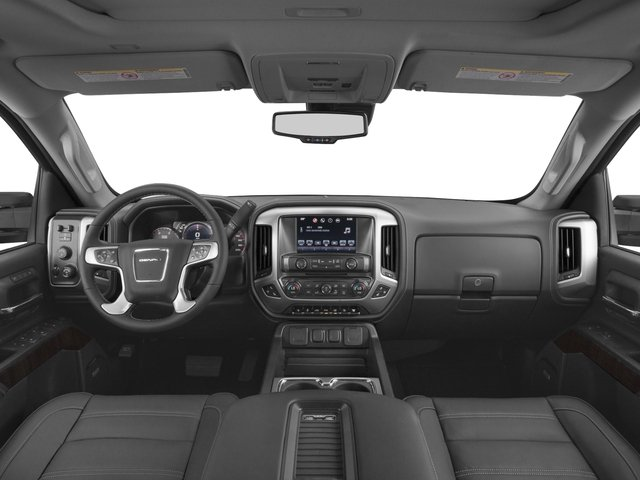 2016 GMC Sierra 3500HD Prices and Values Crew Cab Denali 2WD full dashboard