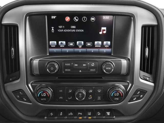 2016 GMC Sierra 3500HD Prices and Values Crew Cab Denali 2WD stereo system