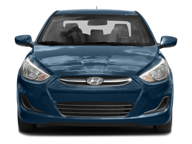 2016 Hyundai Accent Prices and Values Sedan 4D SE I4 front view