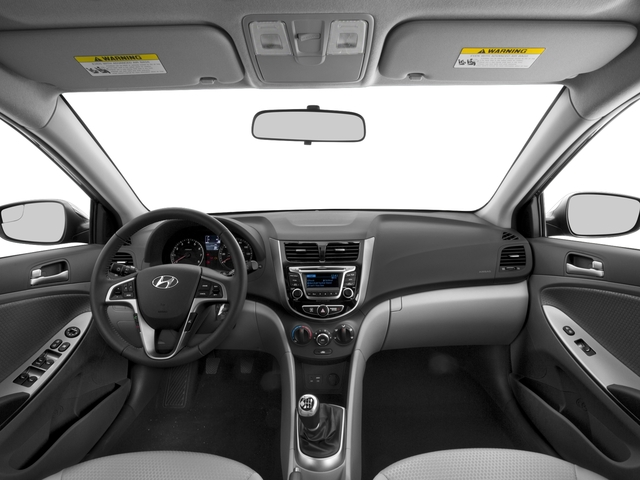 2016 Hyundai Accent Prices and Values Hatchback 5D Sport I4 full dashboard