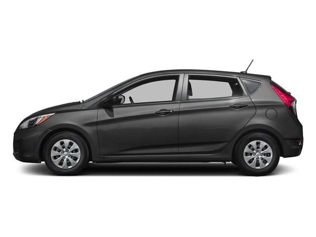 2016 Hyundai Accent Prices and Values Hatchback 5D SE I4 side view