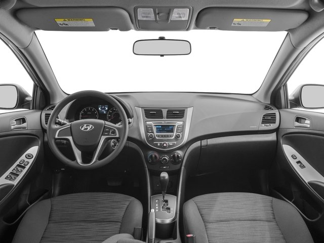 2016 Hyundai Accent Prices and Values Hatchback 5D SE I4 full dashboard