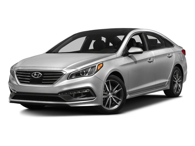 2016 Hyundai Sonata Prices and Values Sedan 4D Sport I4 Turbo side front view