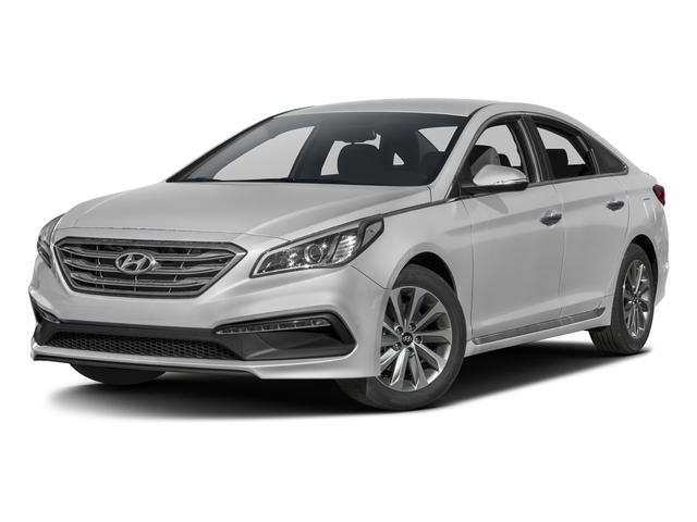 2016 Hyundai Sonata Prices and Values Sedan 4D Sport I4 side front view