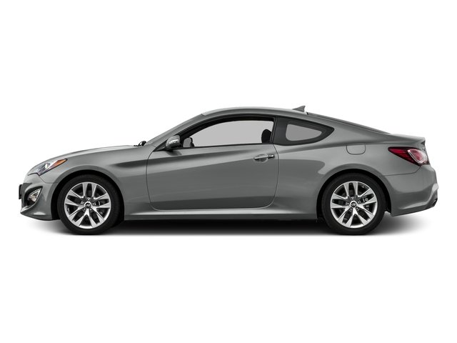 2016 Hyundai Genesis Coupe Pictures Genesis Coupe 2D Ultimate V6 photos side view