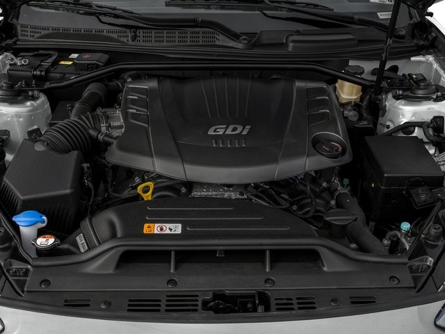 2016 Hyundai Genesis Coupe Prices and Values Coupe 2D R-Spec V6 engine