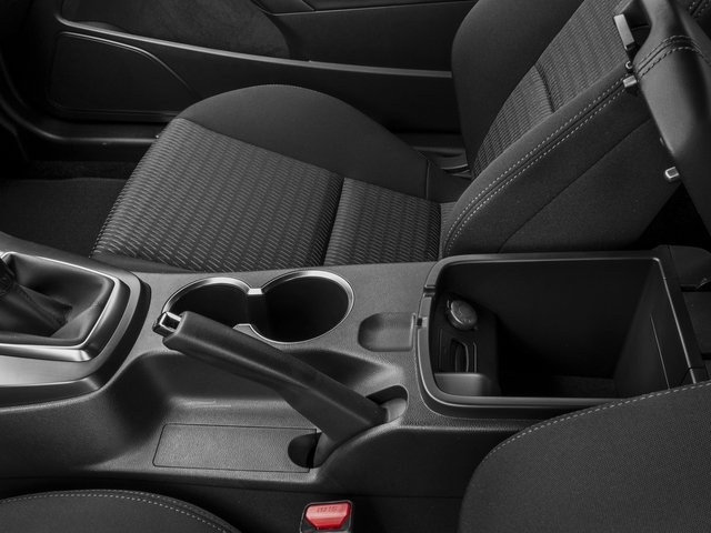 2016 Hyundai Genesis Coupe Prices and Values Coupe 2D R-Spec V6 center storage console