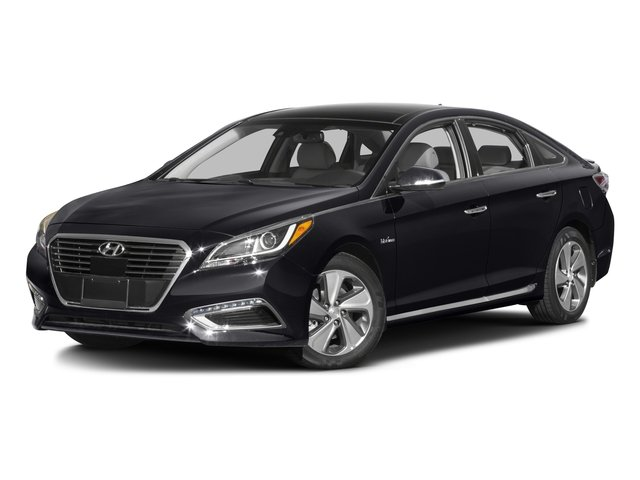 2016 Hyundai Sonata Hybrid Pictures Sedan 4d Limited I4 Photos Side Front View
