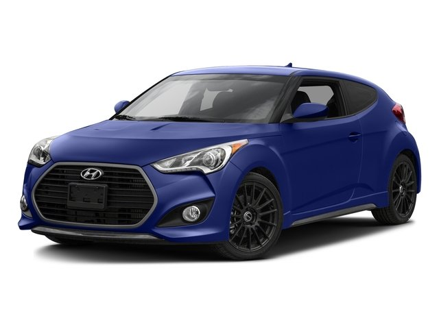 Hyundai Veloster Coupe 2016 Coupe 3D Rally I4 Turbo - Фото 1