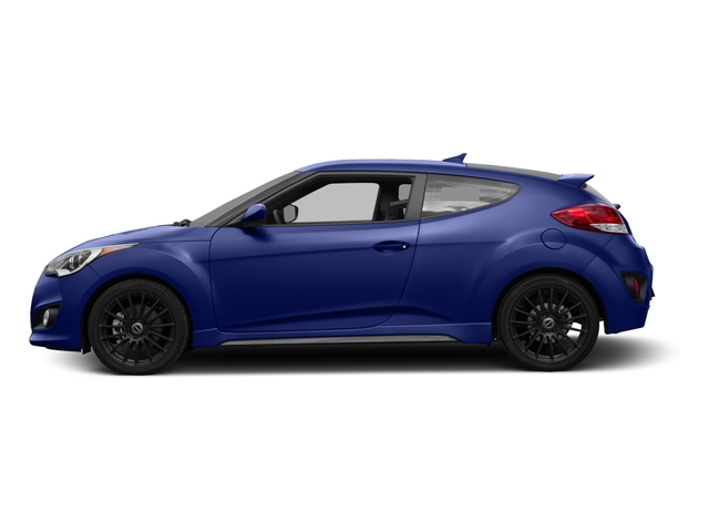 Hyundai Veloster Coupe 2016 Coupe 3D Rally I4 Turbo - Фото 3