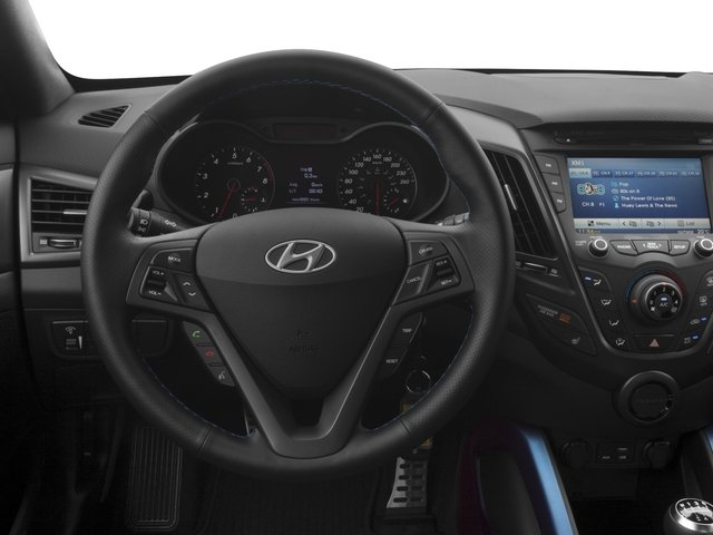 Hyundai Veloster Coupe 2016 Coupe 3D Rally I4 Turbo - Фото 4