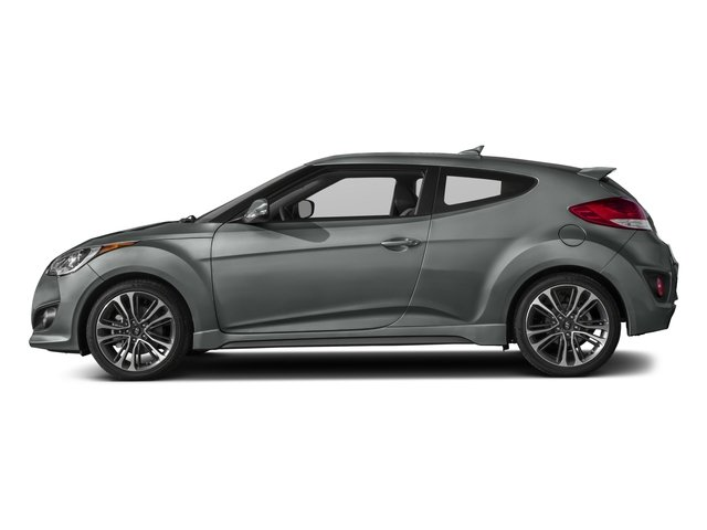 2016 Hyundai Veloster Pictures Veloster Coupe 3D I4 Turbo photos side view