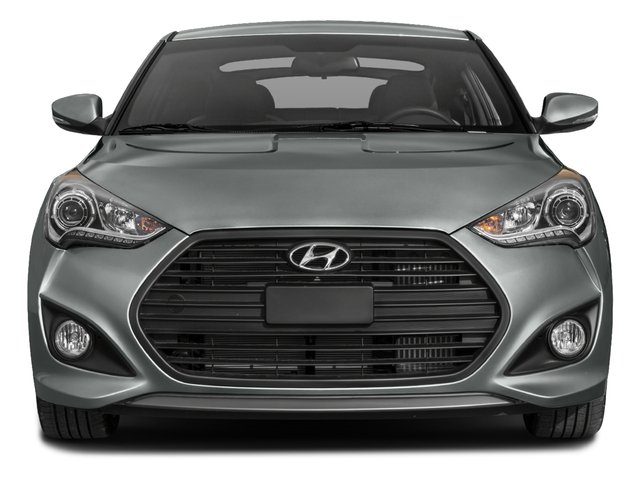 2016 Hyundai Veloster Pictures Veloster Coupe 3D I4 Turbo photos front view
