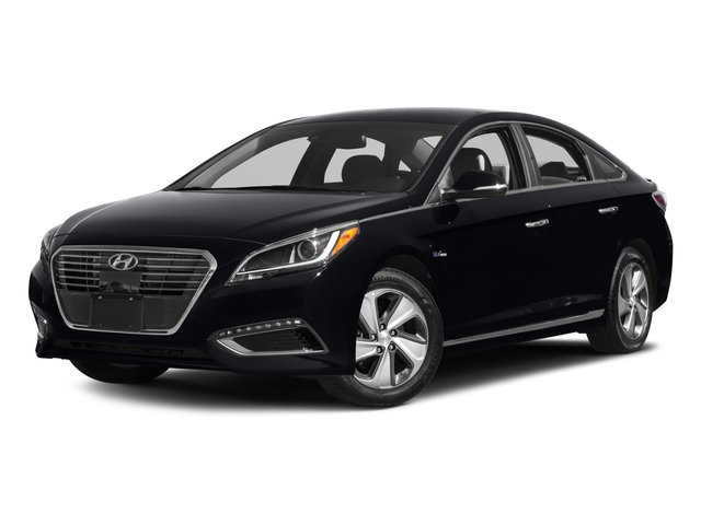 2016 Hyundai Sonata Plug In Hybrid Base Price 4dr Sdn Limited W Blue Pearl