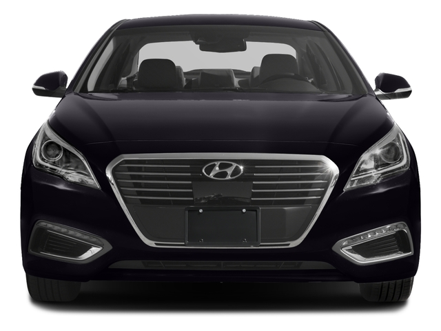2016 Hyundai Sonata Plug-In Hybrid Prices and Values Sedan 4D Plug-In Limited I4 Hybrid front view