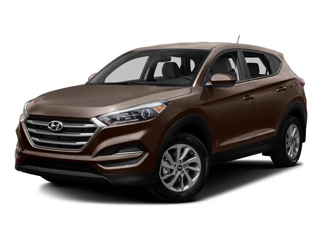 2016 Hyundai Tucson Prices and Values Utility 4D SE Popular 2WD I4 side front view