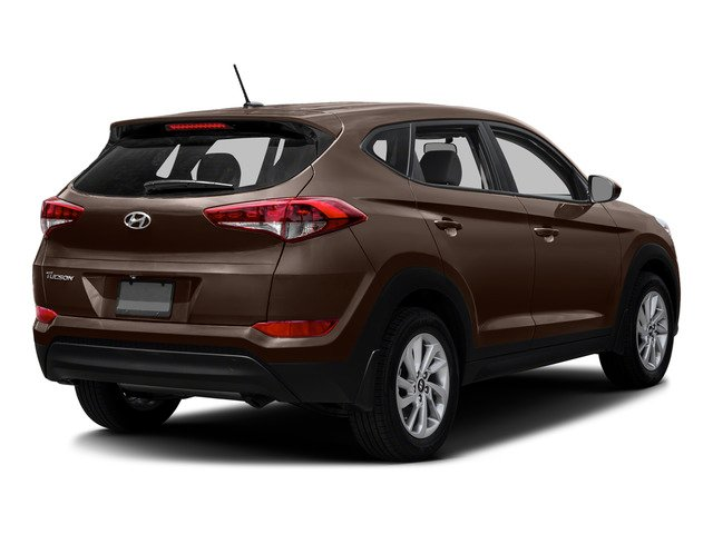 2016 Hyundai Tucson Prices and Values Utility 4D SE Popular 2WD I4 side rear view