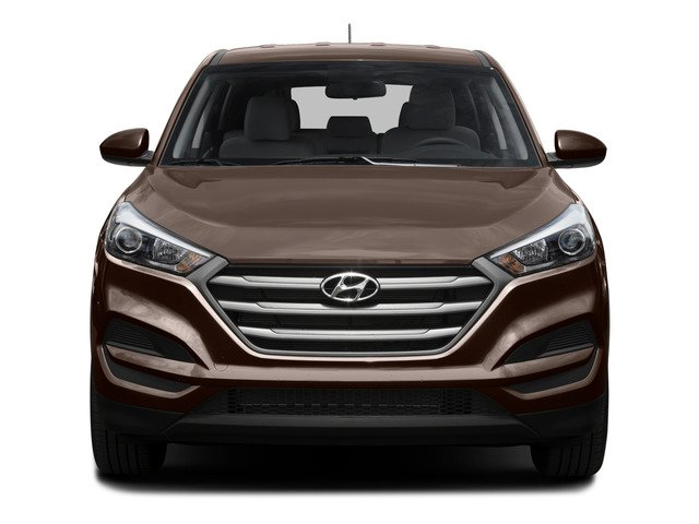 2016 Hyundai Tucson Prices and Values Utility 4D SE Popular 2WD I4 front view