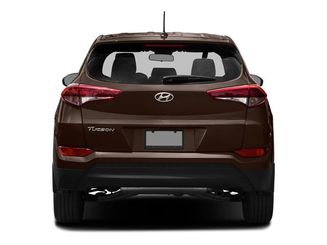 2016 Hyundai Tucson Prices and Values Utility 4D SE Popular 2WD I4 rear view