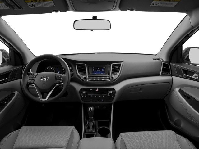 2016 Hyundai Tucson Prices and Values Utility 4D SE Popular 2WD I4 full dashboard