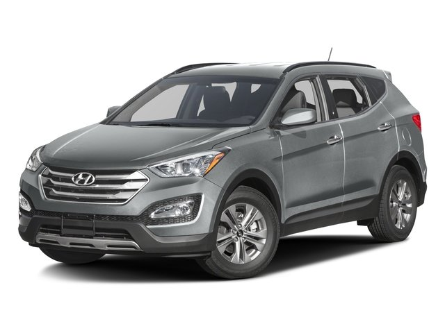 2016 Hyundai Santa Fe Sport Prices and Values Utility 4D Sport AWD side front view