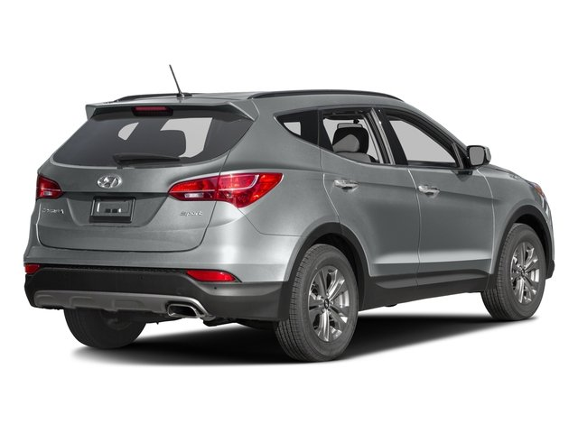 2016 Hyundai Santa Fe Sport Prices and Values Utility 4D Sport AWD side rear view