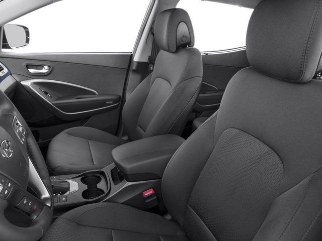 2016 Hyundai Santa Fe Sport Prices and Values Utility 4D Sport AWD front seat interior