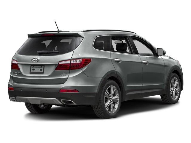 2016 Hyundai Santa Fe Pictures Santa Fe Utility 4D Limited AWD photos side rear view