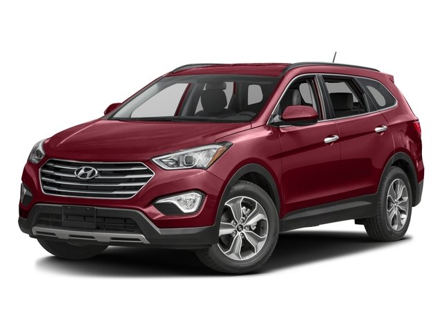 2016 Hyundai Santa Fe Prices and Values Utility 4D SE Ultimate 2WD side front view