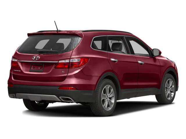2016 Hyundai Santa Fe Prices and Values Utility 4D SE Ultimate 2WD side rear view