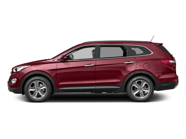 2016 Hyundai Santa Fe Prices and Values Utility 4D SE Ultimate 2WD side view