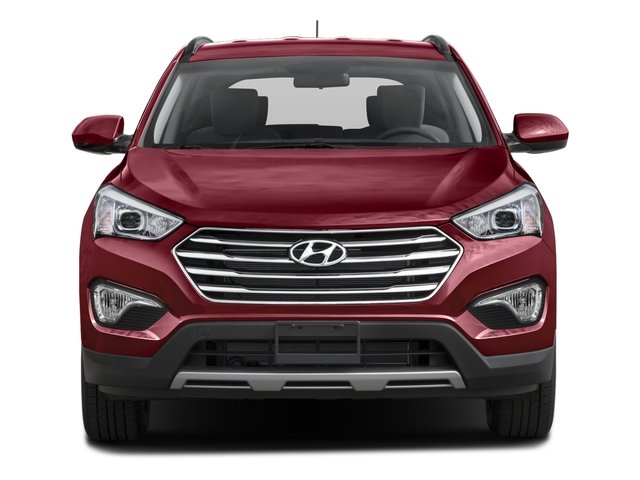 2016 Hyundai Santa Fe Prices and Values Utility 4D SE Ultimate 2WD front view